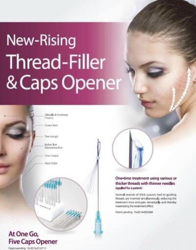 thread lift treatment kent and canterbury